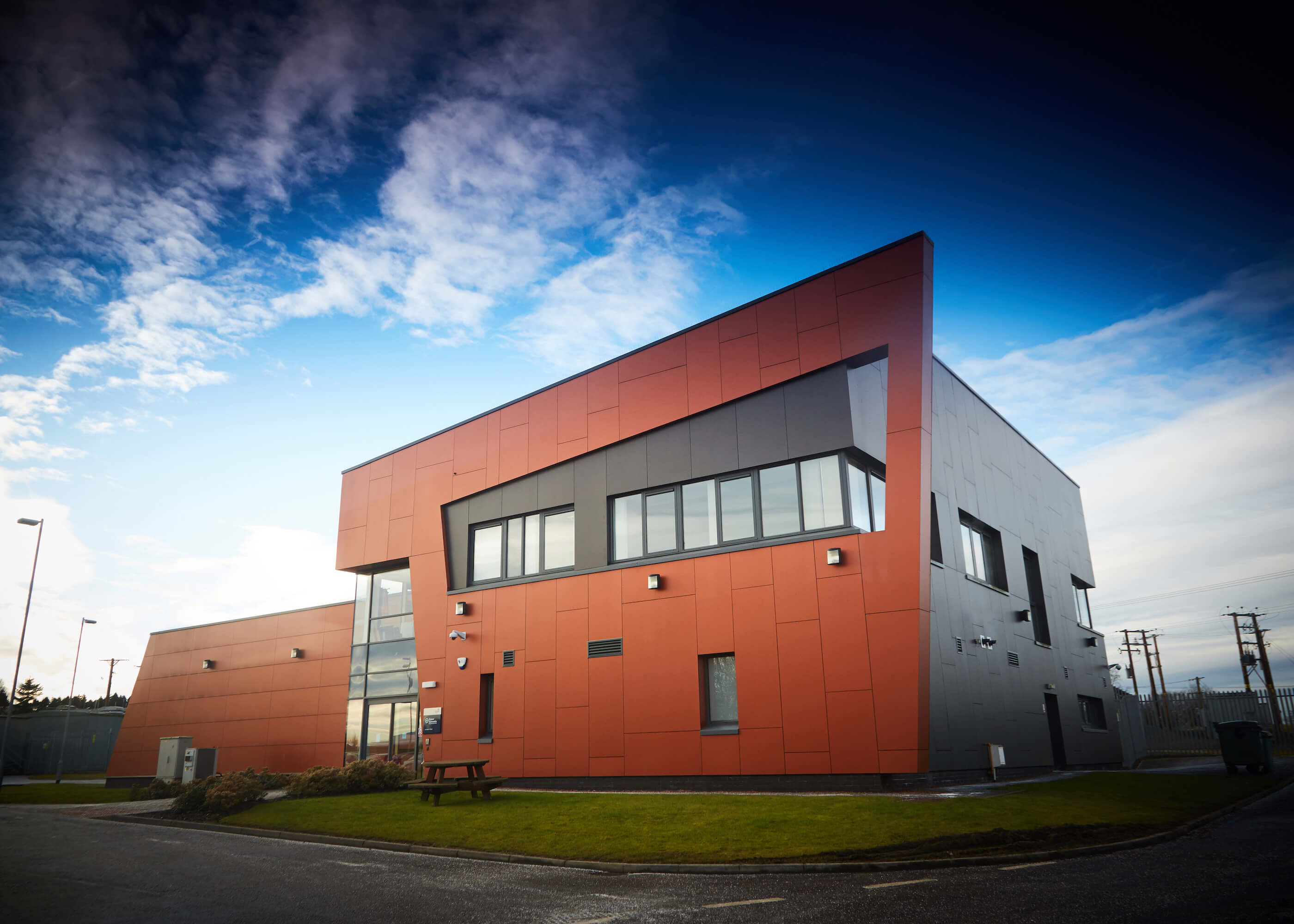 The University of Strathclyde's Department of Electronic and Electrical Engineering